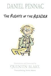Cover art for THE RIGHTS OF THE READER