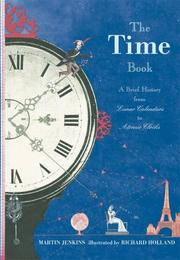 THE TIME BOOK by Martin Jenkins