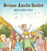 Cover art for BECAUSE AMELIA SMILED