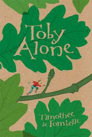Book Cover for TOBY ALONE