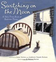 Cover art for SWITCHING ON THE MOON