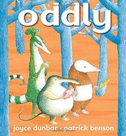 Book Cover for ODDLY