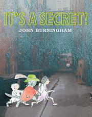 Cover art for IT'S A SECRET!