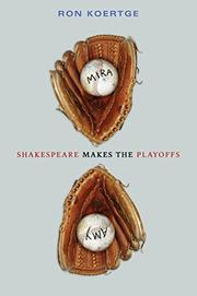 Cover art for SHAKESPEARE MAKES THE PLAYOFFS