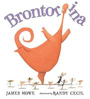 BRONTORINA by James Howe