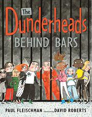 Book Cover for THE DUNDERHEADS BEHIND BARS
