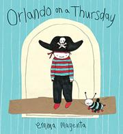 ORLANDO ON THURSDAY by Emma Magenta