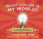 Book Cover for WHAT COLOR IS MY WORLD
