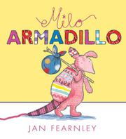 Cover art for MILO ARMADILLO