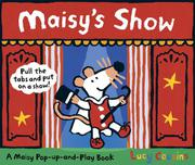 Cover art for MAISY'S SHOW
