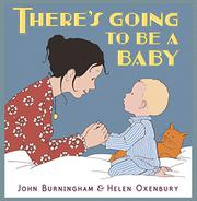 Book Cover for THERE'S GOING TO BE A BABY
