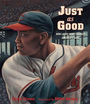 JUST AS GOOD by Chris Crowe