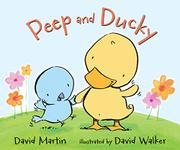 Cover art for PEEP AND DUCKY
