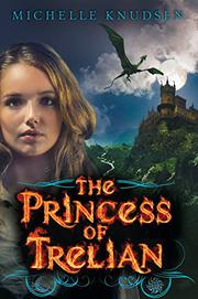 Book Cover for THE PRINCESS OF TRELIAN