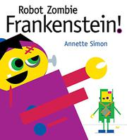 Cover art for ROBOT ZOMBIE FRANKENSTEIN!