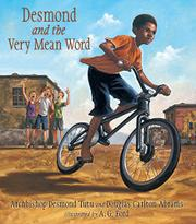 Book Cover for DESMOND AND THE VERY MEAN WORD