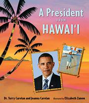 Cover art for A PRESIDENT FROM HAWAI'I