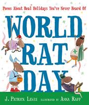 Cover art for WORLD RAT DAY