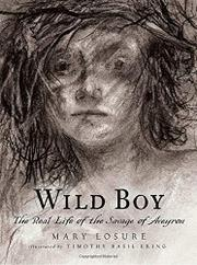 Cover art for WILD BOY