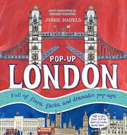 Book Cover for POP-UP LONDON