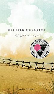 Cover art for OCTOBER MOURNING