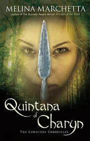 Book Cover for QUINTANA OF CHARYN