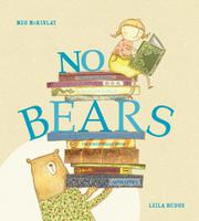 Cover art for NO BEARS