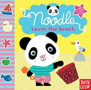Book Cover for NOODLE LOVES THE BEACH