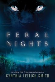 Cover art for FERAL NIGHTS