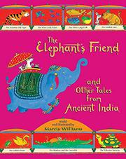 Cover art for THE ELEPHANT'S FRIEND