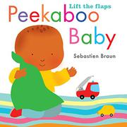 Cover art for PEEKABOO BABY
