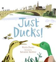 Book Cover for JUST DUCKS!