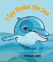 Cover art for I SPY UNDER THE SEA