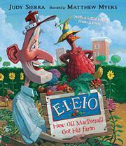 E-I-E-I-O by Judy Sierra