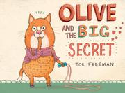 Cover art for OLIVE AND THE BIG SECRET