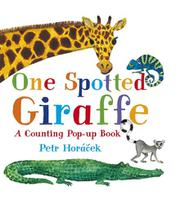 Cover art for ONE SPOTTED GIRAFFE