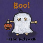 BOO! by Leslie Patricelli