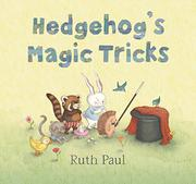 Cover art for HEDGEHOG'S MAGIC TRICKS