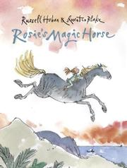 Cover art for ROSIE'S MAGIC HORSE