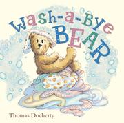 WASH-A-BYE BEAR by Thomas Docherty
