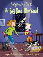 THE BIG BAD BLACKOUT by Megan McDonald