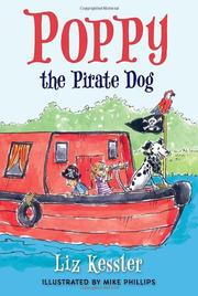 POPPY THE PIRATE DOG by Liz Kessler