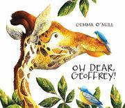 OH DEAR, GEOFFREY! by Gemma O'Neill