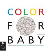 COLOR FOR BABY by Yana Peel
