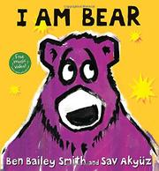 I AM BEAR by Ben Bailey Smith