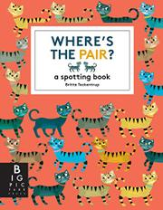 WHERE'S THE PAIR? by Britta Teckentrup