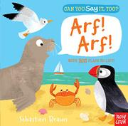ARF! ARF! by Nosy Crow