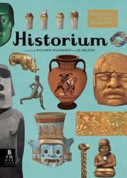 HISTORIUM by Jo Nelson