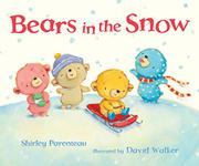 BEARS IN THE SNOW by Shirley Parenteau