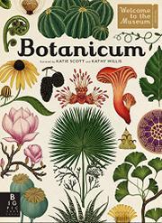 BOTANICUM by Kathy Willis